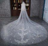 Voile nuptiale de mariage en gros long 3 mètres