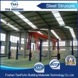 De Geprefabriceerde Huisvesting van de Bouw van de Structuur van het staal