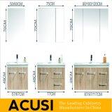 Американская просто самомоднейшая тщета ванной комнаты твердой древесины типа (ACS1-W02)
