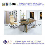 Foshan Archivo de Madera Gabinete Oficina Muebles de Oficina Librero (BF-016 #)