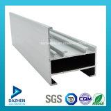 Profilo di alluminio personalizzato dell'espulsione ricoperto polvere in testa alle vendite per il portello della finestra