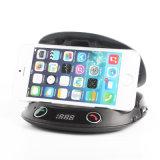Support émetteur FM de Smartphone de Speakerphone mains libres de Bluetooth de véhicule