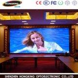 Panneau polychrome d'intérieur de l'Afficheur LED P6 d'usine de Shenzhen