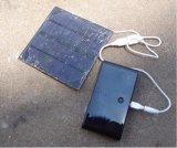 Pila solare monocristallina del silicone 3W 6V per la Banca di potere di carico