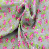 Drucken-Blumen-Dreieck-Schal für Frauen-Form-Zusatzgeräten-Schale