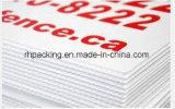 Scheda di stampa curata corona 3-6mm pp Coroplast Corflute Correx