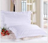 Pillowcase нашивки сатинировки гостиницы хлопка