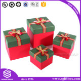 装飾的なボックスを包むためのカスタムペーパーギフト用の箱