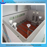 Compartimiento cíclico compuesto de la prueba de aerosol de sal de la corrosión con humedad de la temperatura