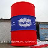 熱い販売の昇進のための巨大なHalloweenの膨脹可能な缶のレプリカ