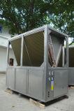 Воздух для того чтобы намочить тепловой насос и охладитель