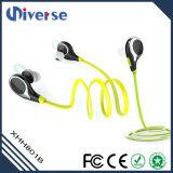 Auriculares sem fio estereofónicos dos melhores auscultadores sem corda de Bluetooth da alta qualidade