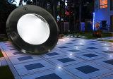 Piccolo LED indicatore luminoso solare sotterraneo di alta qualità per il giardino IP68