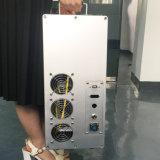Machine portative d'inscription en métal de laser de fibre avec la tête superbe de laser