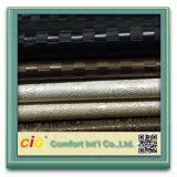 Cuoio sintetico del PVC dell'unità di elaborazione per il sofà