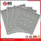 La mejor máquina de la prensa de filtro del compartimiento de la calidad de China para el tratamiento de aguas residuales