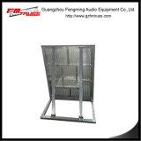 Im Freien temporäre verwendete Barrikade-Zelle