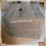 Связанные титаном применения ячеистой сети фильтра