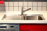 高い光沢のある食器棚(SL-L-02)