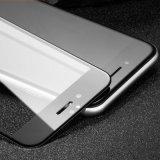 HD Anti-Fingerabdruck ausgeglichenes Glas-Bildschirm-Schoner-Film 3D 9h Glas scheuern für iPhone 7plus ausgeglichenes Kleinaufstand-wasserdichtes Blendschutz (XSPB-014)