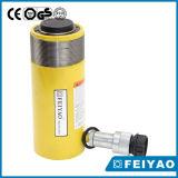 Exercice financier-RC cylindre hydraulique de renvoi à simple effet de ressort de tonne de la série 5-100