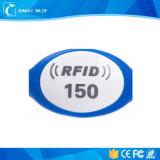 RFID Wristband mit Firmenzeichen-und Zahl-Drucken
