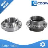 CNC de la precisión que trabaja a máquina trabajar a máquina del CNC del aluminio del CNC del acero que trabaja a máquina inoxidable