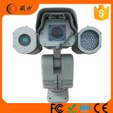 20X laser di visione notturna dello zoom 1.30MP Hikvision 400m e macchina fotografica intelligente infrarossa del IP PTZ di alta velocità HD