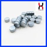 Hohe Absolvent-Magnet-Platte mit Zink-Beschichtung für Signalumformer (D12*2mm)