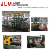 machine en aluminium d'extrusion du profil 750t