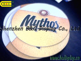 Coaster personalizado de venda quente de /Coffee do Coaster do copo de papel do Coaster/da cortiça do MDF ajustado (B&C-G034)