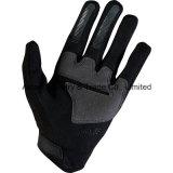 Перчатки спортов черной новой модели высокого качества напольные задействуя (MAG82)