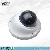 フィッシュアイVandalproof CCTV 2MPの夜間視界IPデジタルのウェブカメラ