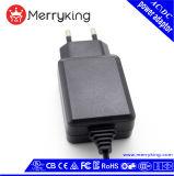 adaptadores de la corriente continua de la CA 5V3a con el nivel VI de la eficacia