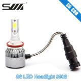 전체적인 판매 가격 36W S6 옥수수 속 자동 헤드라이트 장비 9005 LED 차 빛 헤드라이트