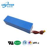 Paquete recargable 24V 60ah de la batería de ion de litio para el E-Vehículo