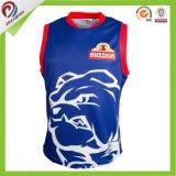 Nouveau design Custom Sublimation Cheap Afl Football Jumper Jersey