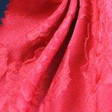 Neues Farben-Polyester-Jacquardwebstuhl-Gewebe des Garn-2017 für Frau Skirt Coat