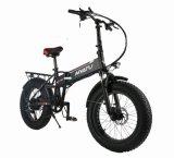 250W脂肪質のタイヤの電気バイクを折る20インチ