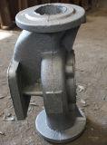 Ferro cinzento do OEM e carcaça de areia Ductile da resina do verde do ferro