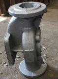 OEM 회색 철과 연성이 있는 철 녹색 수지 모래 주물