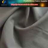 ズボンのための二重線の小切手、ポリエステル4方法伸縮織物または衣服(R0141)