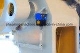 Стальное цена пробивая машины давления металла J23 для пунша отверстия