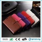 Porte-monnaie en cuir pour téléphone portable