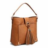 女性(MBNO040131)のための2016年のAitbags型のブラウンシリーズローマ袋