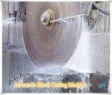 Bloques de piedra automáticos del granito/del mármol del Sawing de la máquina del puente en las losas