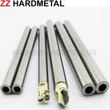 Hartmetall Rod mit dem internen Durchzug