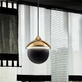 Hängende Beleuchtung der italienische moderne Art-Glaskugel-LED für Innendekoration