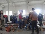 Carregadores de chuva que fazem a máquina