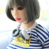 Grosse Silikon-Geschlechts-Puppe-realistische Liebes-Puppe der Brust-Geschlechts-Puppe-165cm junge
